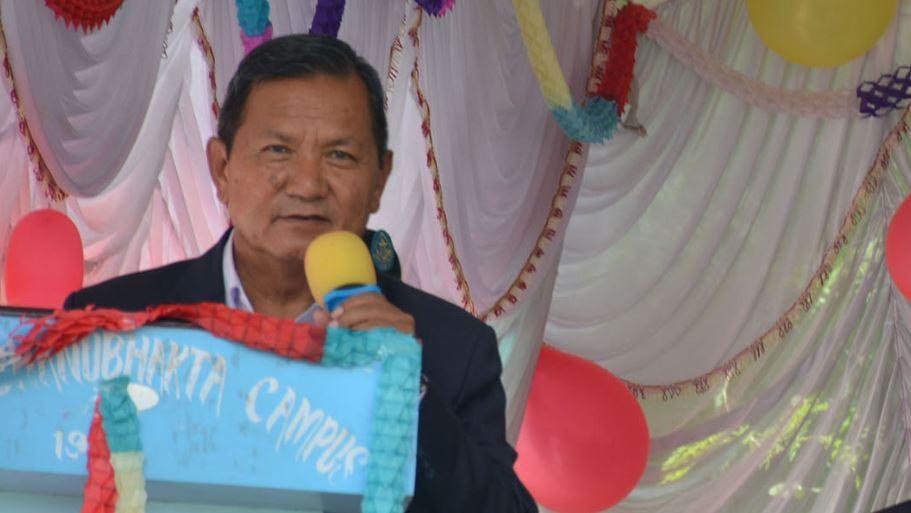 गण्डकी प्रदेशका मुख्यमन्त्री पृथ्वीसुब्बा गुरुङमा कोरोना संक्रमण पुष्टि