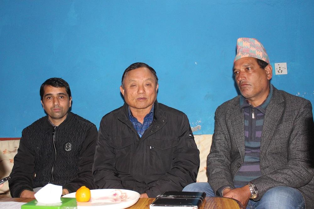 अन्नपूर्ण पर्यटन महोत्सव,अध्यक्ष कपको तयारी तिब्र
